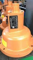 Passenger Cum Material Hoist Safety Device