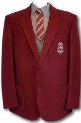 Amorphouss PolyViscose Boys College Blazer, Size: 36 == 44