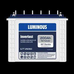 Luminous Iltt 25060 200ah Tubular Battery