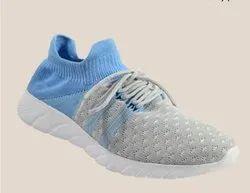 Multicolor Women Sports Shoes, For Sport Wear, Model Name/Number: Femingo