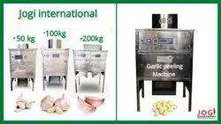 Dry Garlic Peeler