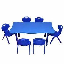 Kinderart Multicolor Eco Progression Table 48