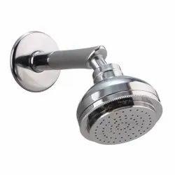 Brass Golden Medium Round Shower