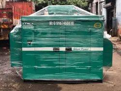 35 Kva Tata Soundproof Diesel Generator Set., Single Phase