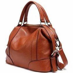 Shoulder bag Brown Ladies Leather Purse