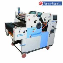 Two Color Non Woven Bag Printing Machines