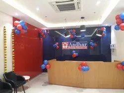 Finance Company Interior Designing Service