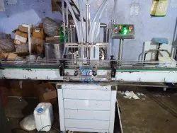 Liquid Syrup Filling Machine