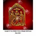 Ram Sita Laxman With Hanuman Ji Statue