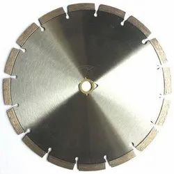 Chinese Steel Iron Segmented Diamond Saw Blade, For Concrete Cutting, Size/Dimension: 10 Inches