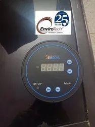 Sensocon Digital Differential Pressure Gauge Modal A1002-02
