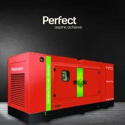100 kVa Mahindra Powerol Silent Gas Genset