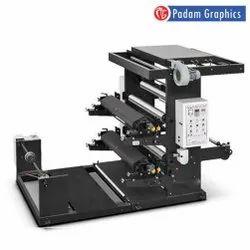 PGDC-1200 Two Color Non Woven Fabric Flexo Printing Machine