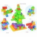 Plastic Kids Building Blocks Toys
