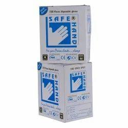 Transparent PP Disposable Plastic Gloves
