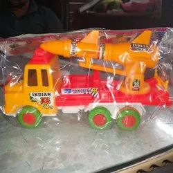 Plastic Kids Army Truck Toy