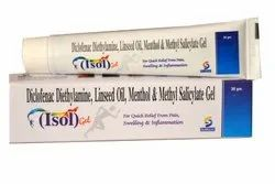 Anti Inflamatory ISOL GEL, For Joint Pain