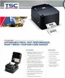 Tsc Ttp 244 Pro Label Printer, Max. Print Width: 4 inches, Resolution: 203 DPI (8 dots/mm)
