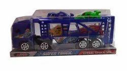 Plastic Super Truck Toy