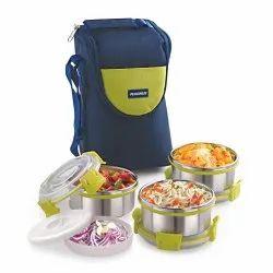 Magnus Aura 3 Klip Lock Lunch Box