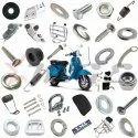 Saddle Back Rest Spare Parts For Vespa PX LML Star NV