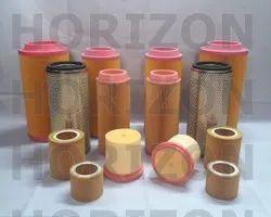 Borewell Compressor Air Filter