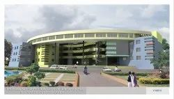 Multiplex Architectural Designing Services, in Pan India