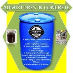 Admixtures In Concrete
