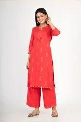 Flex Casual Wear Straight kurta & Pajama