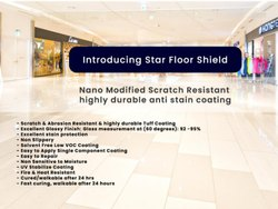 Parking Area Coating Star Floor Shield