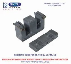 Magnetic Core for Contactor