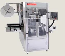 Shrink Sleeve Labeling With Shrink Tunnel Machine