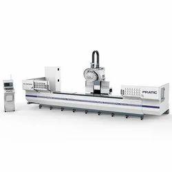 S&T PRATIC PIA series CNC Profile Machining Center