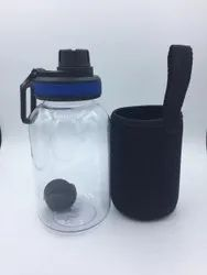 Shaker with Neoprene Pouch