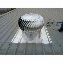 FRP Turbo Ventilator
