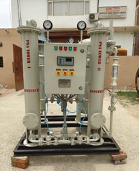 Ultra Pure Nitrogen Gas Plant