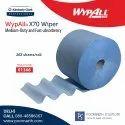 Wypall X70 Wiper,Blue ,Roll, 1366