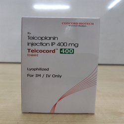 Teicocord 400 mg