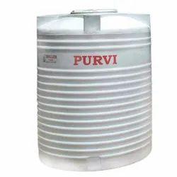 1500 L Triple Layer LLDPE Water Tank