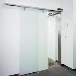 Toughened Glass Door