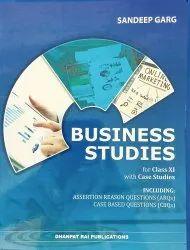 English Business Studies Class 11 Sandeep Garg, Dhanpat Rai Publication, Revised Edition 2021