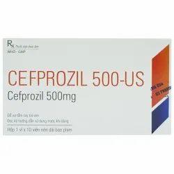 Cefprrozil Cefprozil 500US Tablets, 10Vial, Prescription