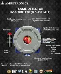 UV & IR based Flame Detectors | How to avoid Fire in Industries? | How Did Flame Detector Works