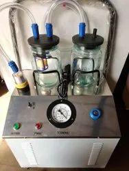 Electric Suction Machine Glass Jars