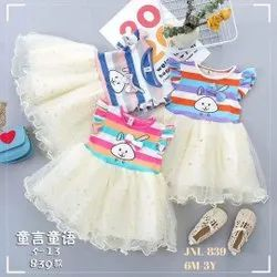 Imported Party Wear Kids Frock