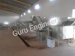 Automatic Fruit Juice Processing Plant