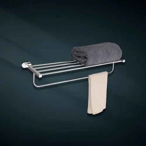 Stainless Steel Folding Towel Rack For, Towel Hanger Bathroom