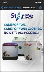 Star Eye Innowash i 6.5kg 1 In India With 5years Warranty For Wash Spin Motor