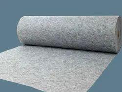 Grey Obeetee Non Woven Synthetic Carpet