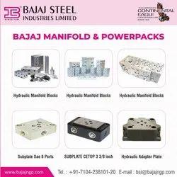 Industrial Hydraulic Manifold Block
